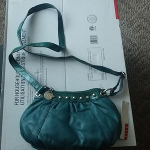 Teal Elle Purse